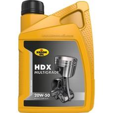 Kroon HDX Multigrade 20W50 1L
