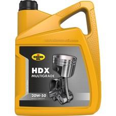 Kroon HDX Multigrade 20W50 5L