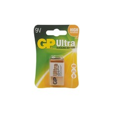 GP Ultra Plus Alkaline 9V blok