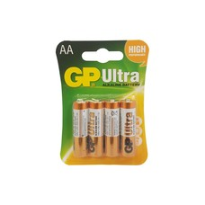 GP Ultra Plus Alkaline AA Mignon penlite