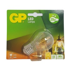 GP LED Filament Mini Globe 2 Watt