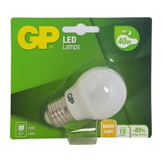 GP LED Mini Globe 6W