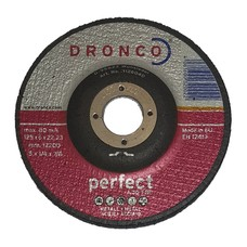 Dronco Perfect Afbraamschijf 125x6x22,23