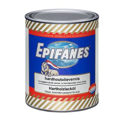 Epifanes Hardhoutolievernis 1L