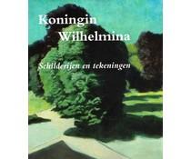 Koningin Wilhelmina - Schilderijen en tekeningen