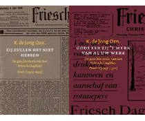 Combi Geschiedenis Friesch Dagblad - deel 1 en 2