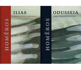 Odusseia & Ilias  van Homerus - Klaas Bruinsma