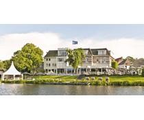 Luxe hotel aan de Vecht