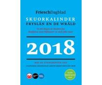 Friesch Dagblad skuorkalinder KH2018