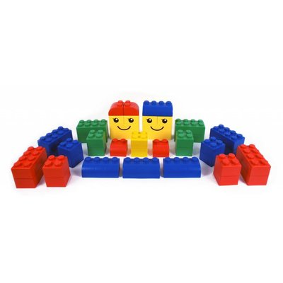 Briques géante jouet