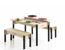 Toy Storage Table