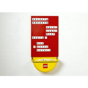 LEGO Play Wall