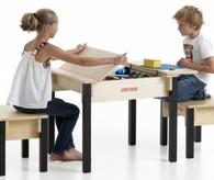 spielm bel aus holz f r kinderzimmer kindergarten spielecke kinderspiel. Black Bedroom Furniture Sets. Home Design Ideas