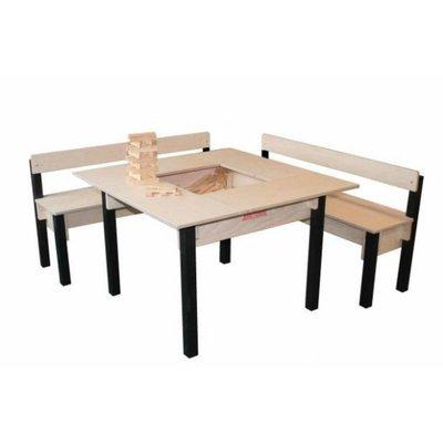Kindersitzgruppe Massivholz