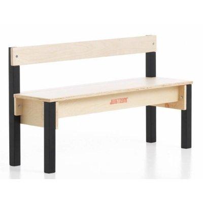 Kindersitzbank mit Rückenlehne