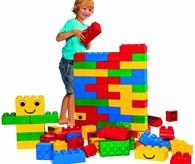Giant LEGO Blocks