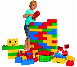 Riesen LEGO Steine
