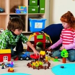 Speelgoed kinderopvang