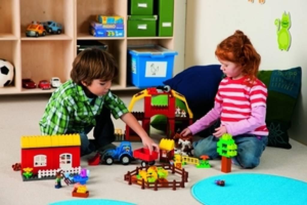 Educational construction toys