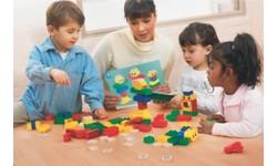 Konstruktionsspiele im Kindergarten