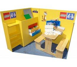 LEGO Spielecke