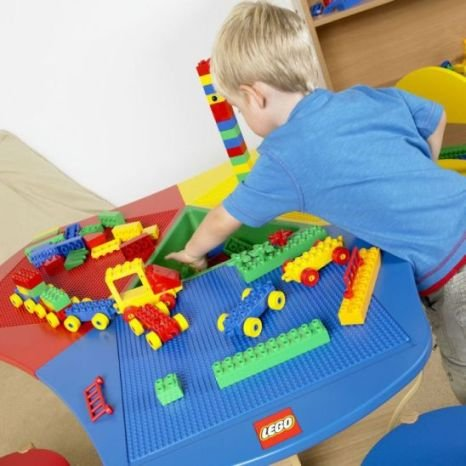 Speeltafel lego