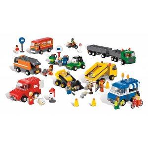LEGO 9333 Fahrzeuge