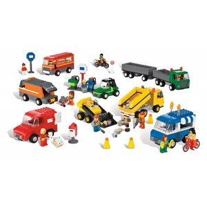 LEGO 9333 Voertuigen