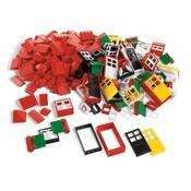 LEGO Portes, Fenêtres et Tuiles de Toit