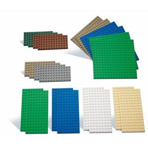 LEGO Petites plaques de base