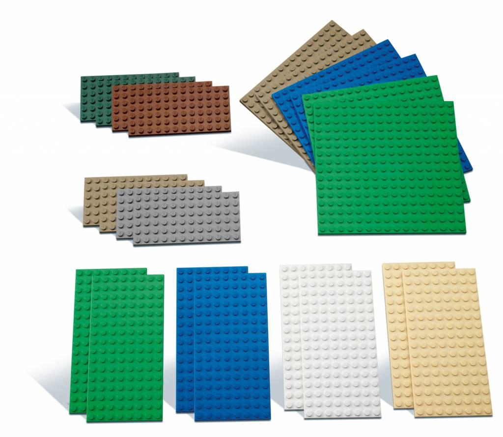 lego petites plaques de base jeu d 39 enfant