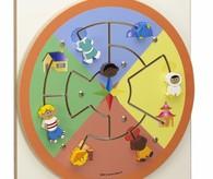 Kids Wall Panel