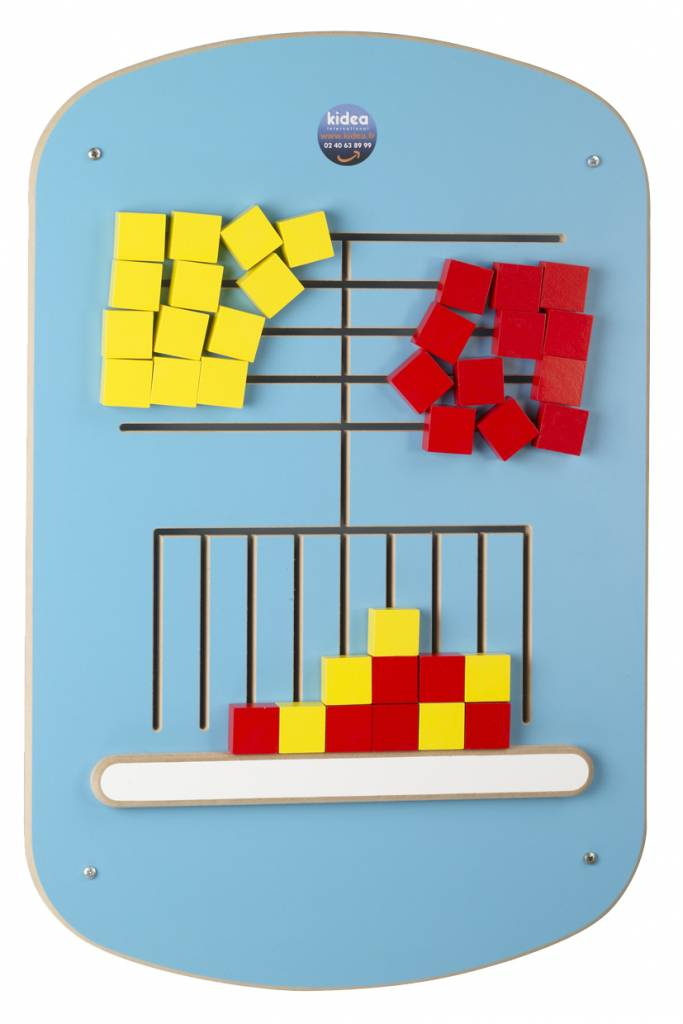 panneau mural enfant jeu d 39 enfant. Black Bedroom Furniture Sets. Home Design Ideas