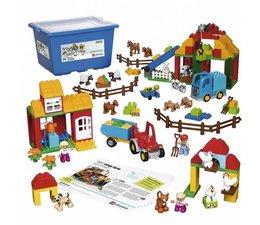 lego duplo la ferme jeu d 39 enfant. Black Bedroom Furniture Sets. Home Design Ideas