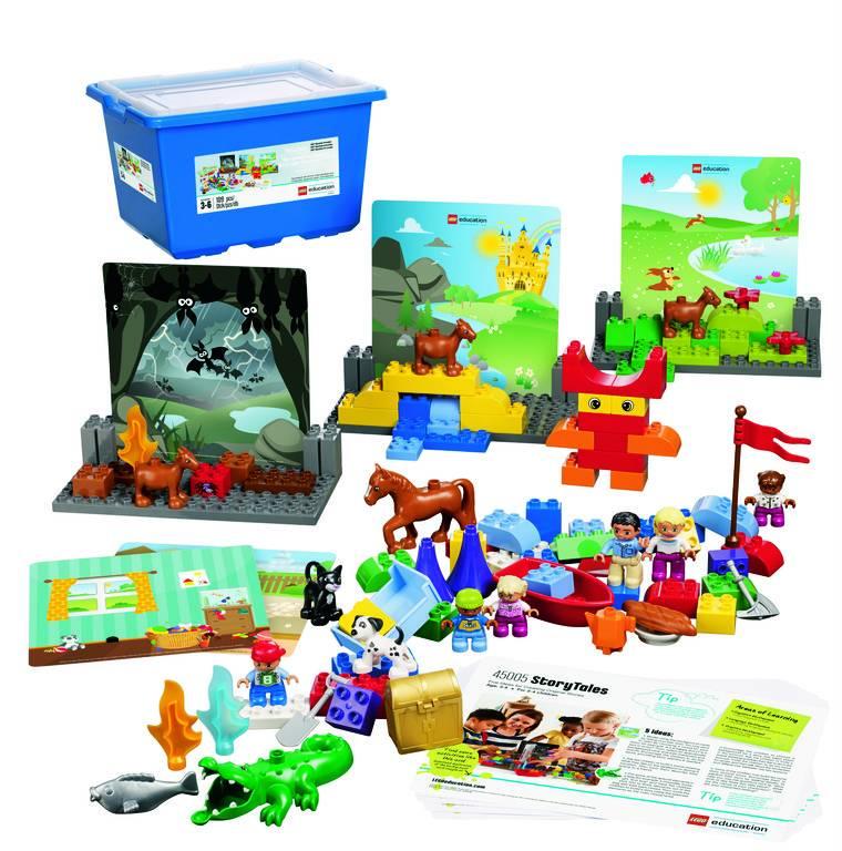 DUPLO Story Starter - KinderSpell ®