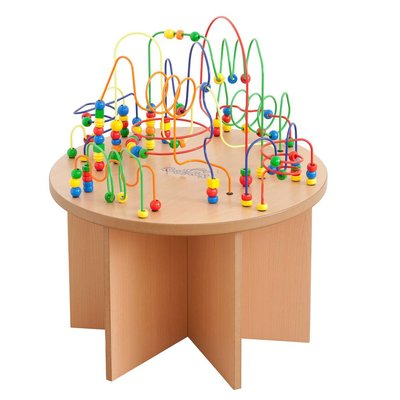 Bead activity table