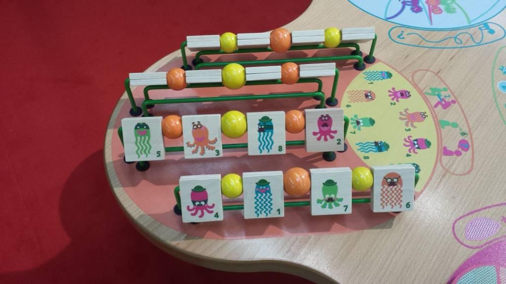 table d 39 activit s profi 4 si ges jeu d 39 enfant. Black Bedroom Furniture Sets. Home Design Ideas