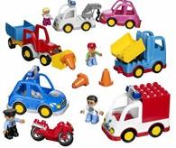 DUPLO Vehicles Set