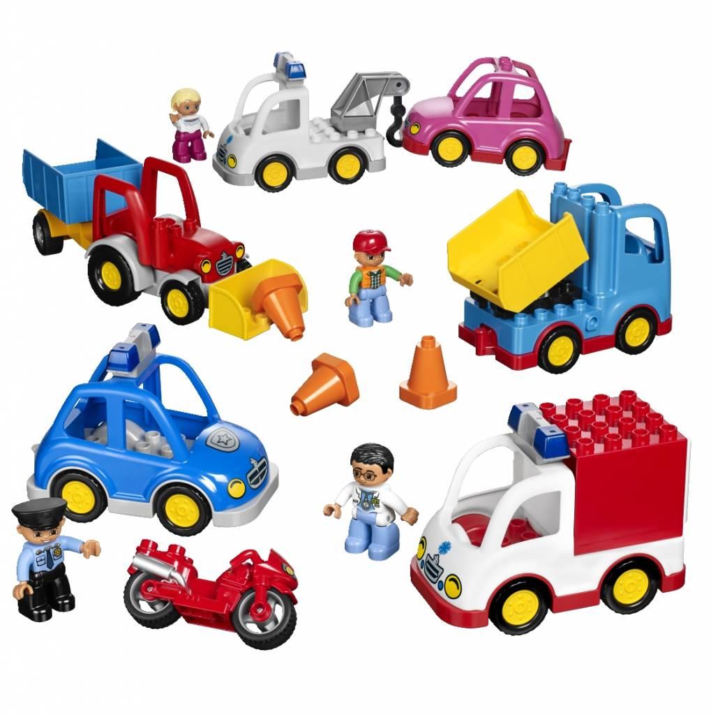 Duplo Vehicles Transport Set Lego Education Duplo
