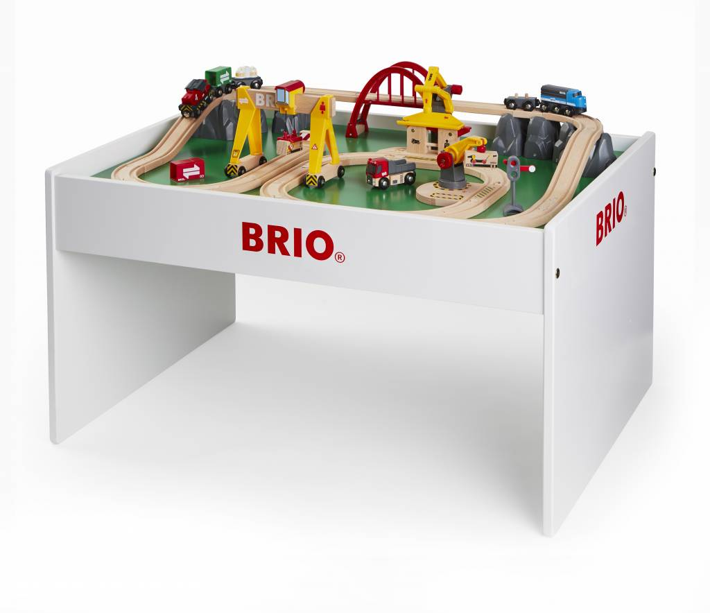 Brio Play Table  sc 1 st  Kinderspel.net : train set play table - pezcame.com