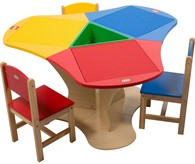 Lego Play Table Lego Activity Tables With Storage