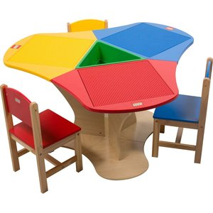 LEGO Play Table - LEGO activity tables with storage, chairs and ...