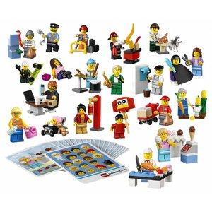 LEGO 45022 Minifigures