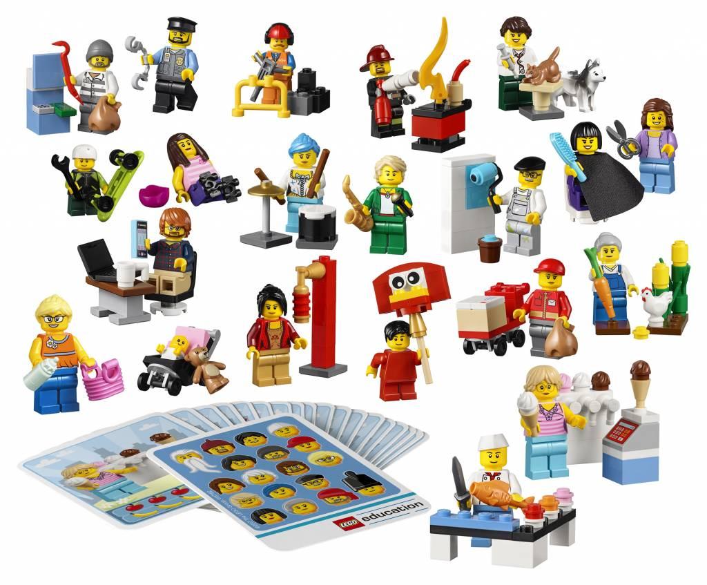 lego 45022 minifigures kinderspell