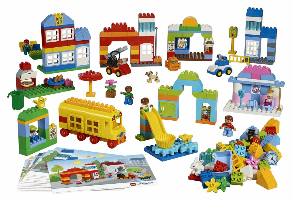 DUPLO Town - KinderSpell ®