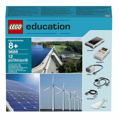 LEGO Renewable Energy Set 9688