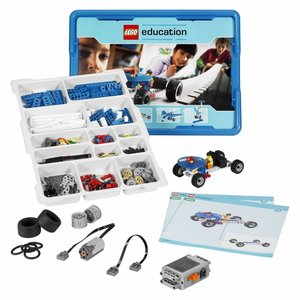 Machines simples et motorisés LEGO