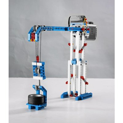 LEGO 9686 Naturwissenschaft und Technik