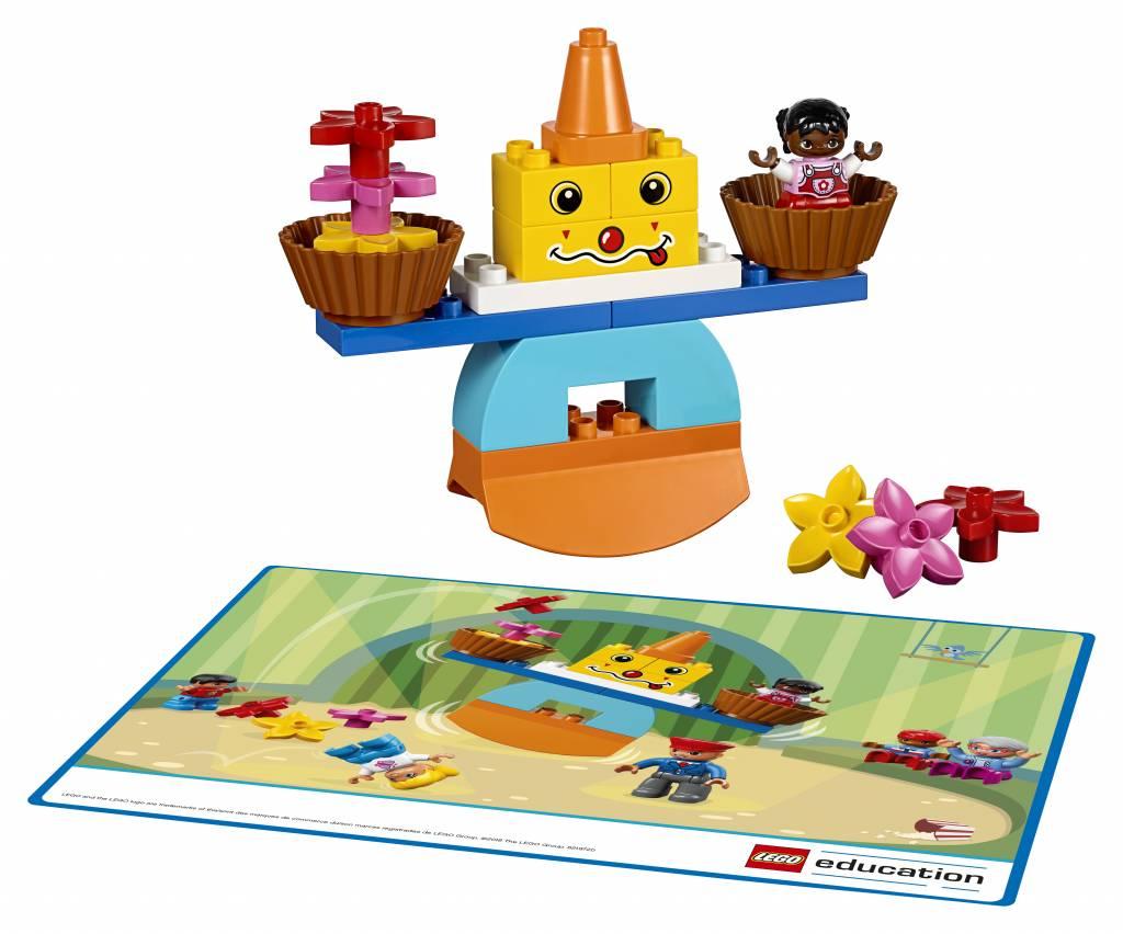 DUPLO Steam Park 45024 van LEGO Education - Nieuw ...