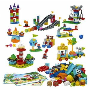 Parc d'attraction LEGO DUPLO 45024